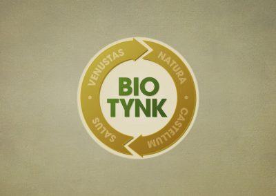 Biotynk – animacja logo i infografik