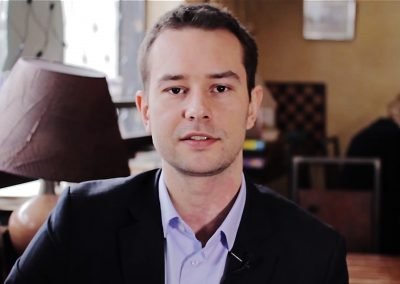 Wywiad z Łukaszem Bielińskim