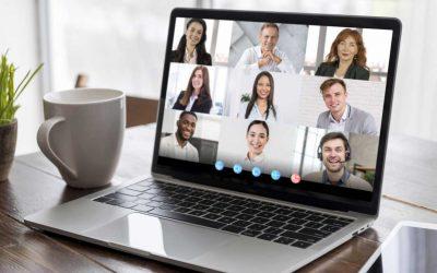 Jak dobrze wyglądać na spotkaniach online?